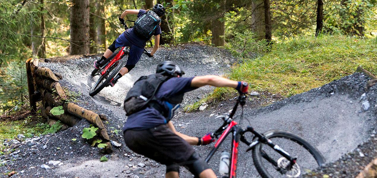 Trek Runca Trail Fun for freestyleoriented bikers
