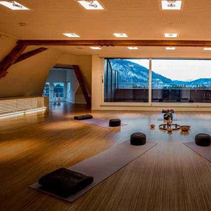 Wellness in Laax.
